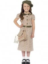 Evacuee Girl Dress